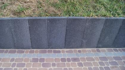 Mur oporowy cena za metr